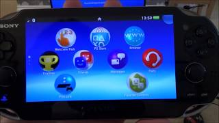 How to Setup the PS Vita for Beginners