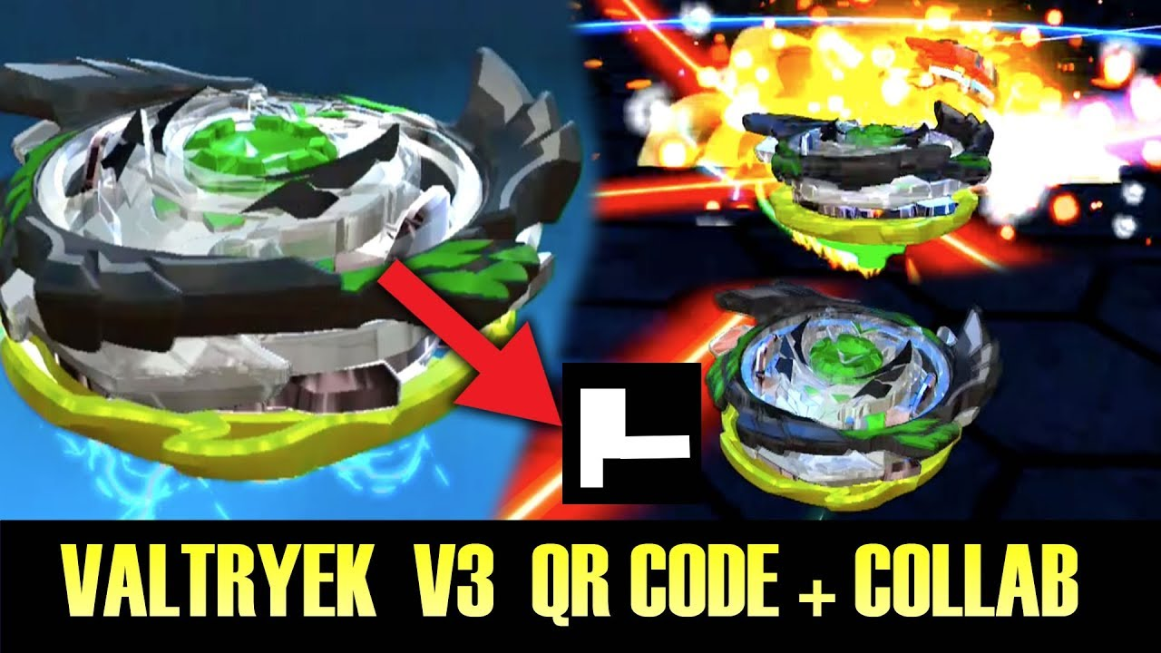 beyblade burst turbo qr codes valtryek v5