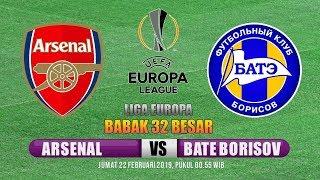 Jadwal Siarang Langsung Arsenal vs Bate Borisov, Liga Europa Dini hari Pukul 00 55 WIB