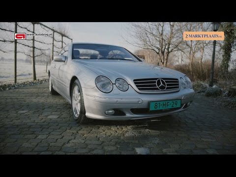 Mercedes-Benz CL (C215) buyers advice