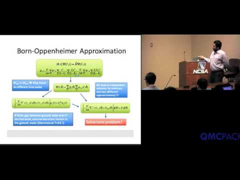 07 - Miguel A. Morales - Molecular calculations and advanced wavefunctions