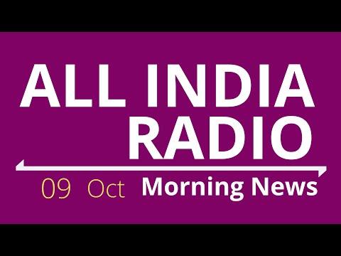 Morning News 9 (Oct)