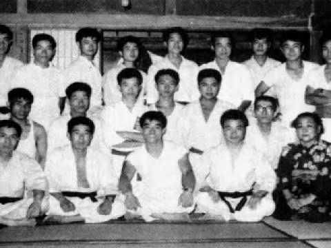 Fumio Demura - Karate Master