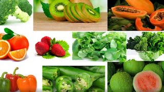 BD Health Tips and Guide   সর্বোচ্চ ভিটামিন সি যুক্ত ১০ খাবার (10 Foods with the highest vitamin C)