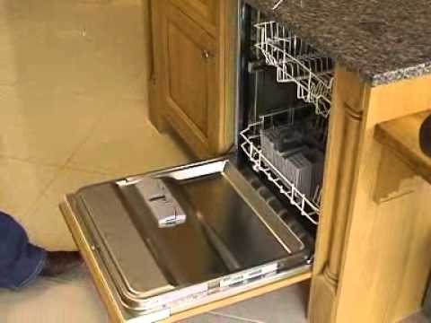 How To Remove A Kitchen Cabinet For Dishwasher