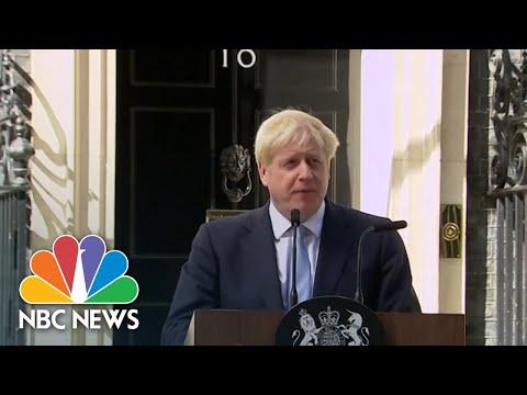 U.K. Prime Minister Boris Johnson In Intensive Care For Coronavirus | NBC Nightly News