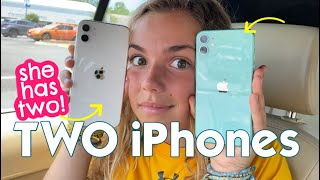 KATIE GETS ANOTHER NEW iPHONE 11** FIRST TIME MALL SHOPPING SINCE LOCKDOWN**