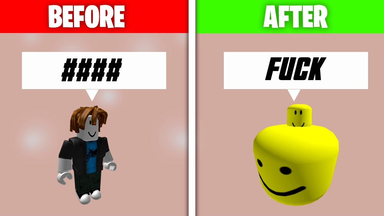 Roblox Swear Bypass List Roblox Chat Filter Bypass 2020 18 Say Bad Words In Roblox Without Hashtags Showcase Youtube