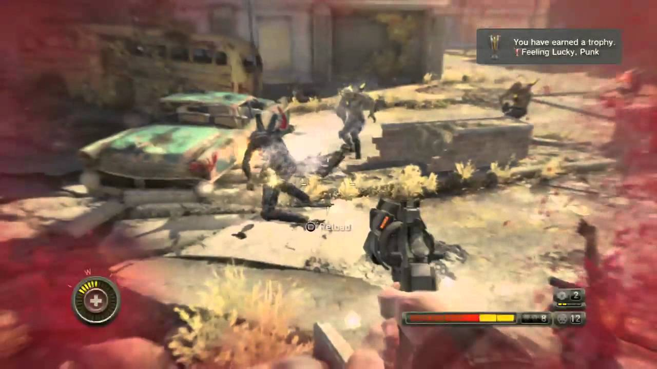 How To: Earn Three Trophies In Resistance 3 On The Ps3