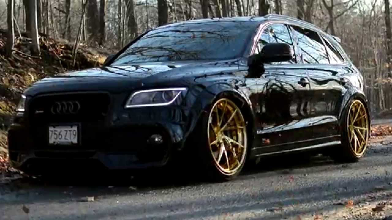 2015 Audi Q5 >> The Widebody Audi SQ5 - YouTube