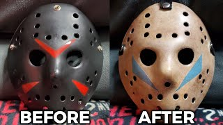 How to Get Started Making Jason Masks - Jason Mask Tutorial