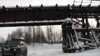 "ХарасаWay 71`10 часть 5/5 ""Мертвая Дорога"""