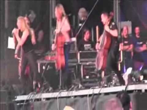 Dilys@Gothic Exploration in Germany 2011 Part 2 .wmv