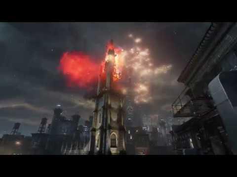 Batman: Arkham City - Medical Centre (church)
