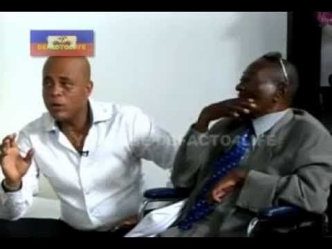 Rodrigue Milien & President Martelly Interview