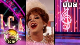 Our Couples and Judges react to Saturday night! - Week 11 Musicals | BBC Strictly 2019