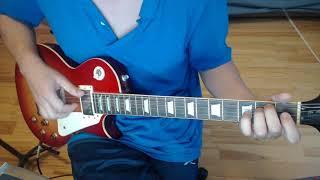 Всё пройдет разбор на гитаре аккорды перебор урок