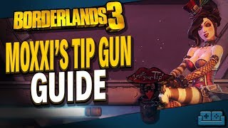 BORDERLANDS 3 |  MOXXI'S TIP JAR GUN GUIDE