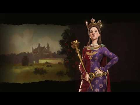 Poland Theme - Atomic (Civilization 6 OST) | Hej Ide W Las
