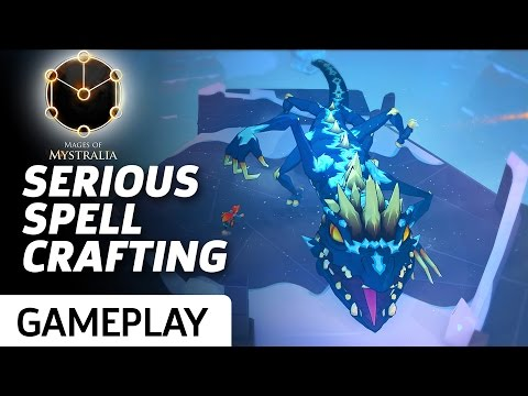 Mages Of Mystralia Gameplay - This...