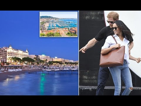 Prince Harry and Meghan Markle see in New Year in Monaco