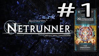 Android Netrunner Data Pack Review: The Underway - Runner Cards