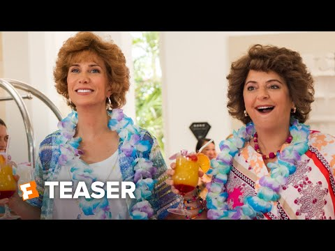 Barb & Star Go to Vista Del Mar Teaser Trailer (2021) | Movieclips Trailers