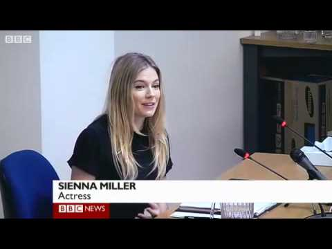 Leveson Inquiry: JK Rowling & Sienna Miller On Being Press Targets