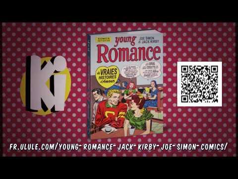 Young Romance par Jack Kirby et Joe Simon - un album inédit en français