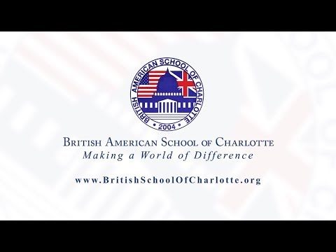 British American School of Charlotte | Making A World Of Difference