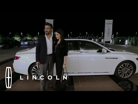 An evening with Lincoln Continental & Condé Nast Traveller