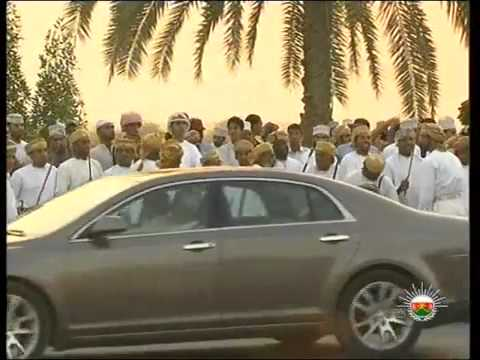 Oman folk festival in Sohar on the occasion to welcome HM Sultan Qaboos 31-10-12