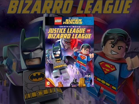 Lego: Dc - Justice League Vs Bizarro League