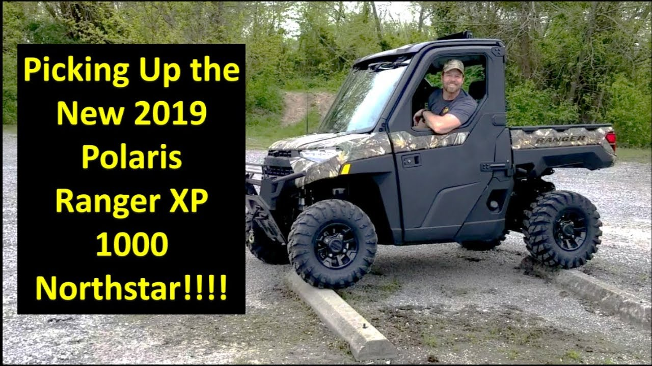 Picking up 2019 Polaris Ranger XP 1000 Northstar! WATCH THE WHOLE VIDEO for  DRAMA