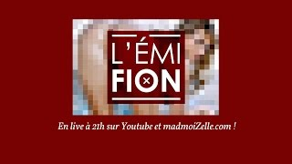 REPLAY — #LÉmifion n°5 sur la drague et la chope (ft. Océanerosemarie & Nicolas Berno)