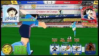 PvP VS Eagle 😎🇨🇴🇺🇸 Captain Tsubasa: Dream Team (veanlo todo, tiene una jojo reference) 🍒🍒