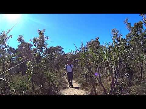 Trilha dos Saltos (Parque Nacional da Chapada dos Veadeiros)