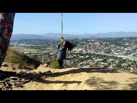 Secret Swing at Elysian Park in Los Angeles