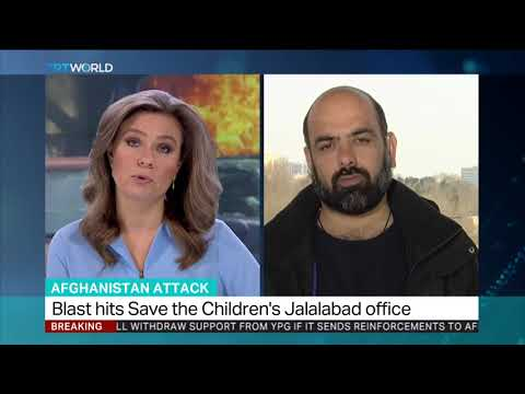 Save the Children attack in Afghanistan