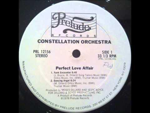 Constellation Orchestra - Dancing Angel...
