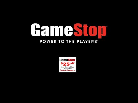 GameStop Promo Codes, Coupons + 1% Cash Back
