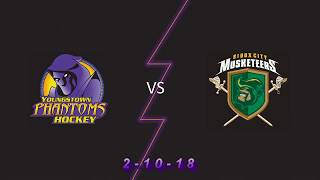 February 9, 2018 vs Sioux City Highlights