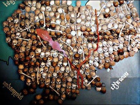 Камбоджа (Пои Пет автовокзал) и ( тюрьма Тоул Сленг ) Пномпень