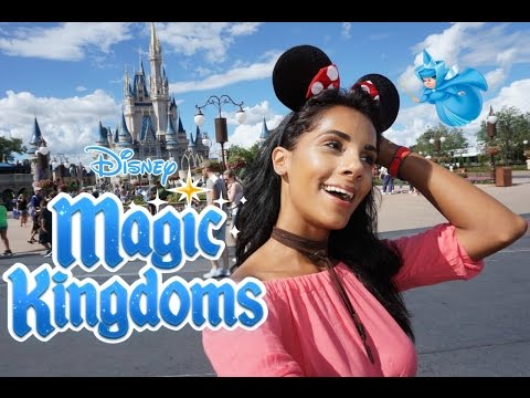 Magic Kingdom | First Time At Disney World Vlog