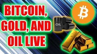 BITCOIN LIVE �� BTC BREAKOUT! GOLD HYPE �� Episode 817 - Crypto Technical Analysis