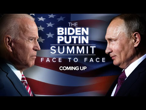 Watch LIVE: Pres. Joe Biden holds summit with Russian Pres.