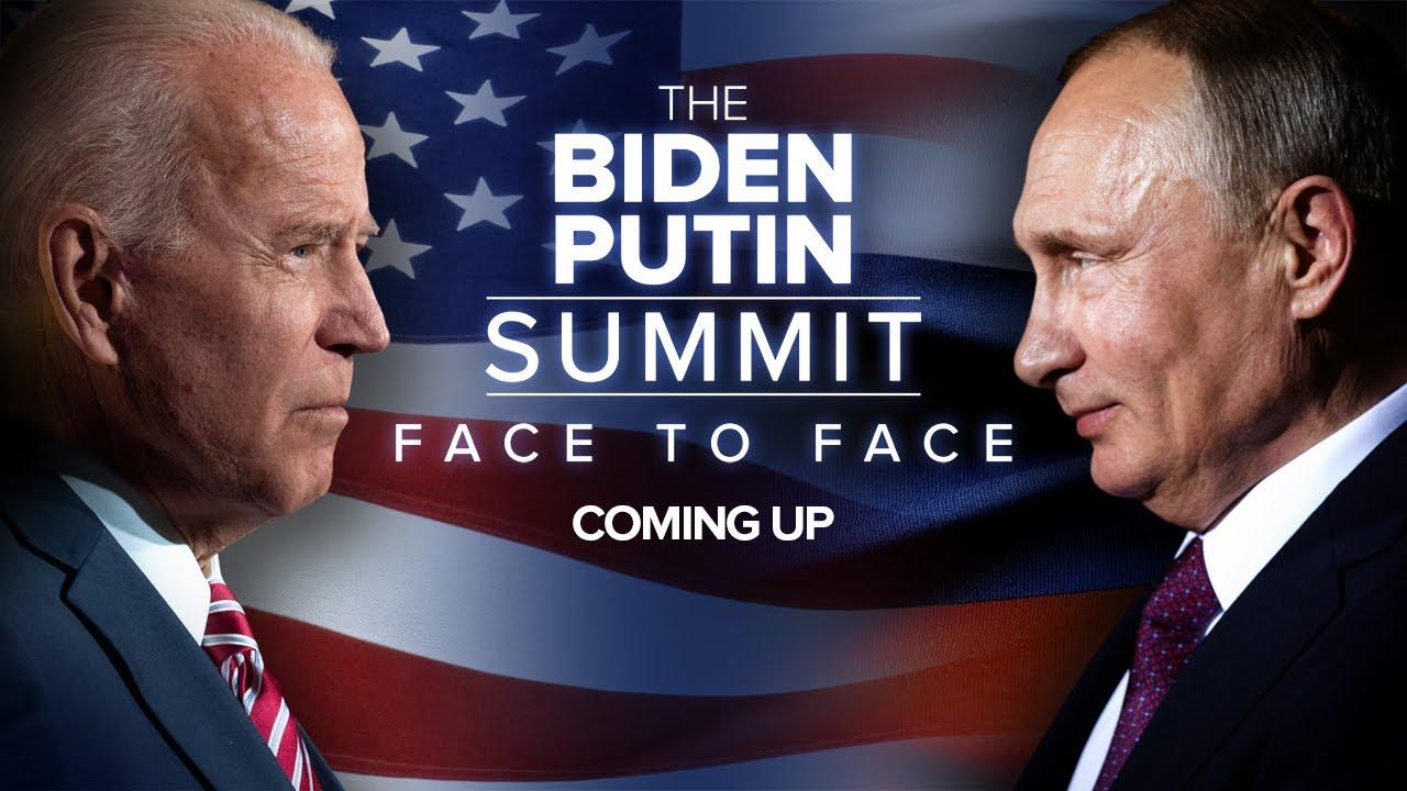 Watch LIVE: Pres. Joe Biden holds summit with Russian Pres. Vladimir Putin  in Geneva (2021)