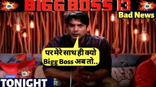 BiggBoss 13, Bad News For Siddharth And Team, Here's What, BB 13 Latest Update