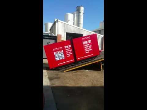 Enercogen Generator Sales Johannesburg - Work Gallery