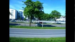Andar Estocolmo: Del centro al extrarradio